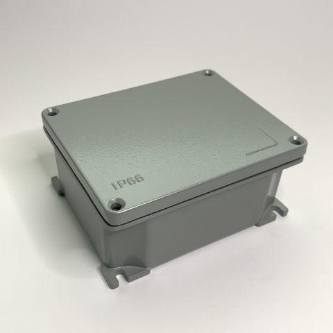 ALUMINIUM JUNCTION BOX IP66, 138.5mmX113.5mmX61mm