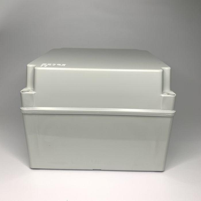PVC JUNCTION BOX, PLAIN, SURFACE, IP65, 170mmX170mmX128mm