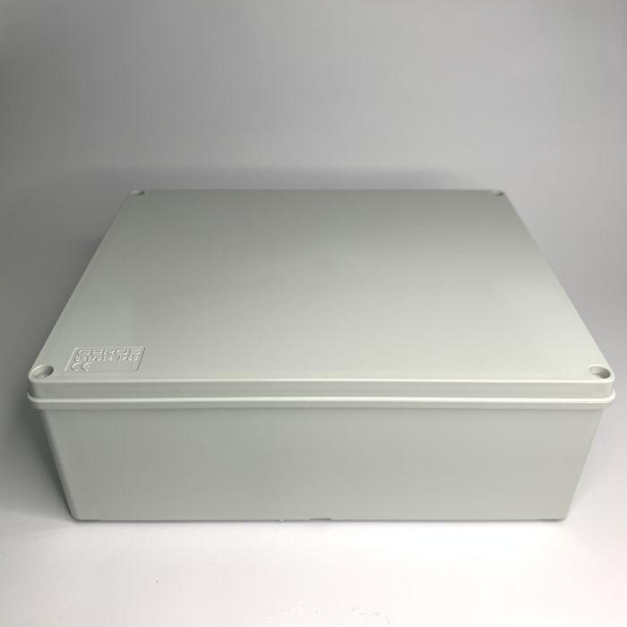 PVC JUNCTION BOX, PLAIN, SURFACE, IP65, 240mmX190mmX90mm