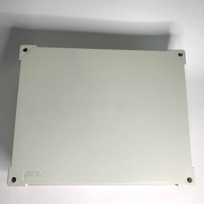 PVC JUNCTION BOX, PLAIN, SURFACE, IP65, 310mmX240mmX100mm