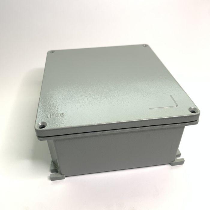 ALUMINIUM JUNCTION BOX, IP66, 189mmX167mmX80mm